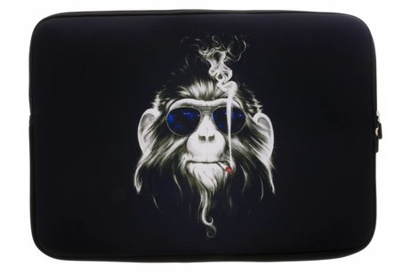 Universele aap design sleeve 15 inch