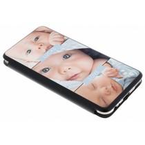 Huawei P10 gel booktype hoes ontwerpen (eenzijdig)