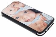 Samsung Galaxy S7 Edge gel booktype hoes ontwerpen (eenzijdig)
