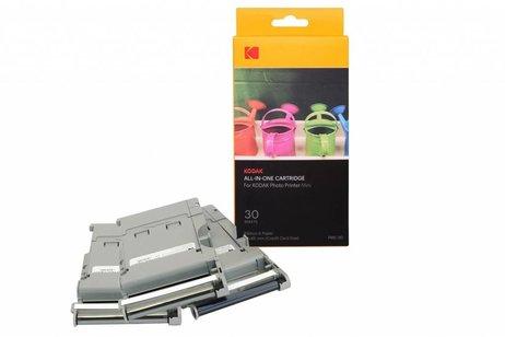 Kodak All-in-One Mini Cartridge voor Kodak Photo Printer Mini 2