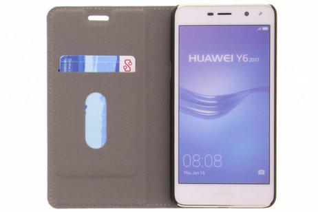 Huawei Y6 (2017) hoesje - Design Hardcase Booktype voor