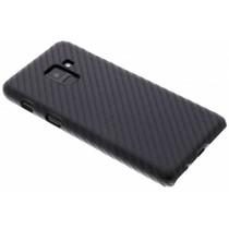 Carbon Hardcase Backcover Samsung Galaxy A8 (2018)