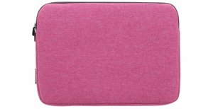 Gecko Covers Roze Universal Zipper Laptop Sleeve 13 inch