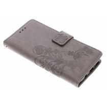 Klavertje Bloemen Booktype Samsung Galaxy S9