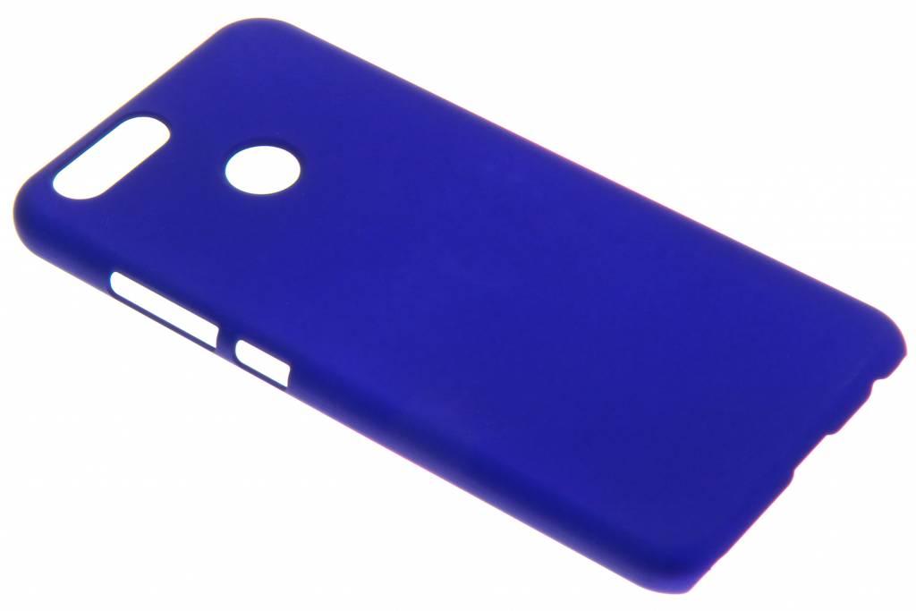 Effen Backcover voor Huawei Nova 2 - Blauw