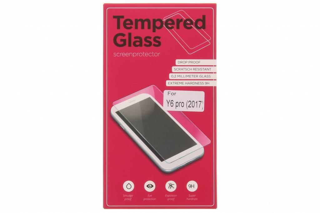 Gehard Glas Pro Screenprotector Y6 Pro (2017) / P9 Lite Mini