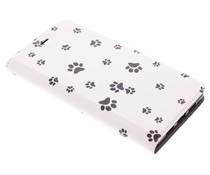 Design Softcase Booktype Lenovo P2