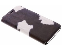 Design Hardcase Booktype iPhone X / Xs