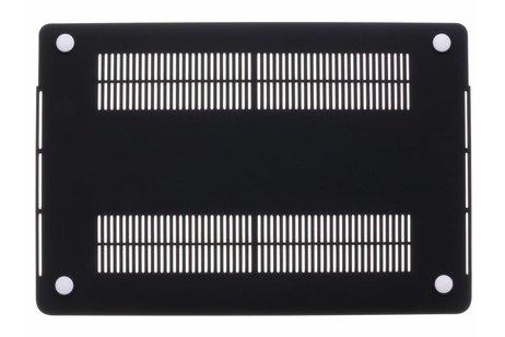Design Hardshell Cover voor MacBook Pro Retina 15.4 inch Touch Bar - Marmer Zwart