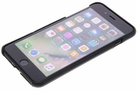 Valenta Classic Style Backcover voor iPhone 8 Plus / 7 Plus - Zwart