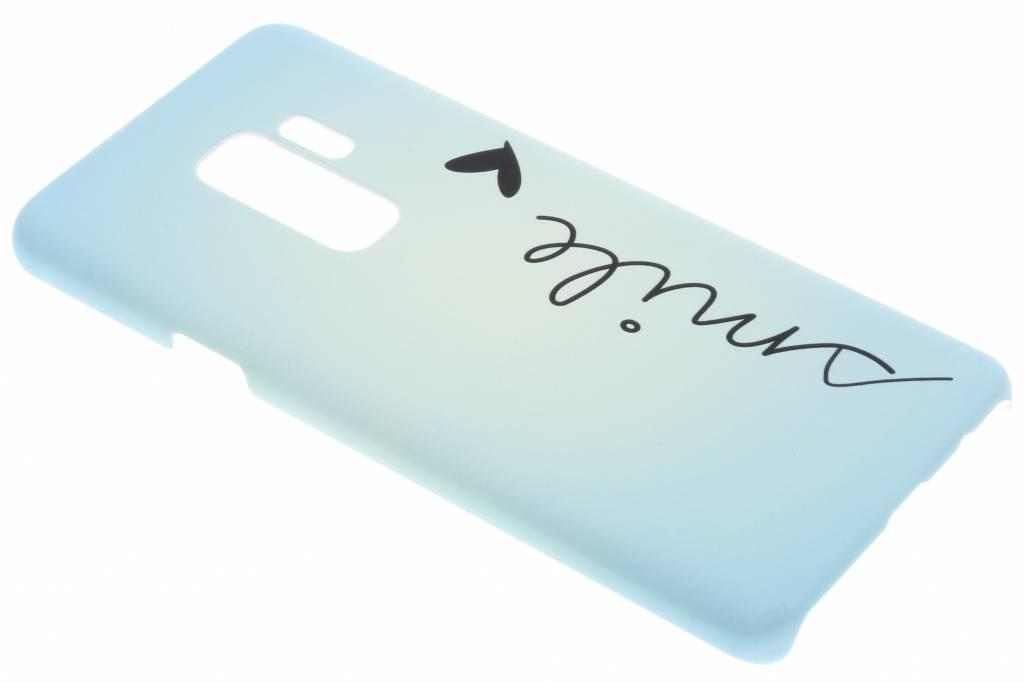 Design Hardcase Backcover voor Samsung Galaxy S9 Plus