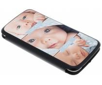 Samsung Galaxy S7 gel booktype hoes ontwerpen (eenzijdig)