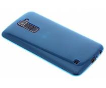 Ultra Thin Transparant Backcover LG K10