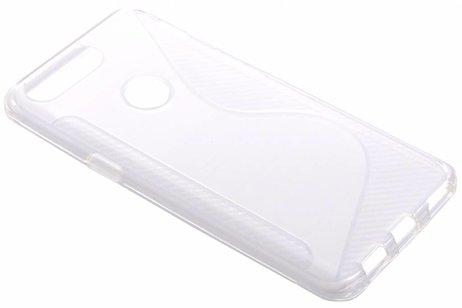 OnePlus 5T hoesje - S-line Backcover voor OnePlus