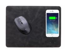 Zwart QI Wireless Charging muismat