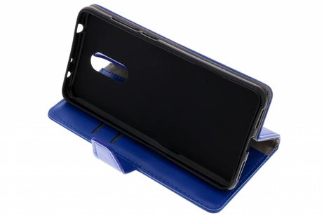 Xiaomi Redmi 5 hoesje - Zakelijke Booktype voor Xiaomi