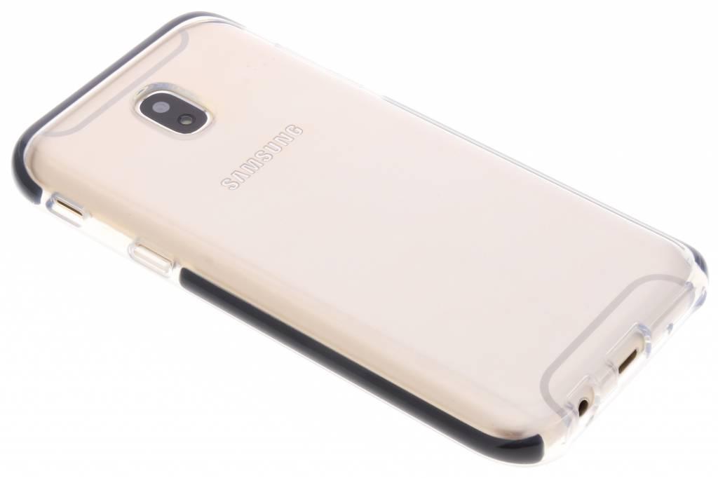 Zwarte 1,2 meter dropproof defender case voor de Samsung Galaxy J5 (2017)