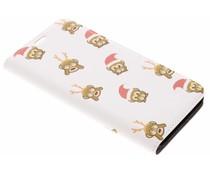 Design Hardcase Booktype LG Q6