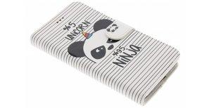 Design Softcase Booktype Motorola Moto G5