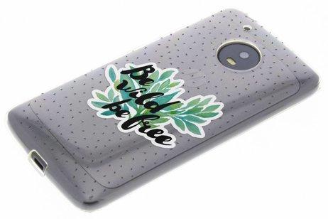 Design Backcover voor Motorola Moto G5