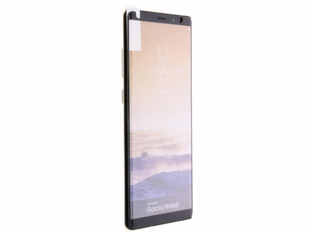 Gehard glas full glue screenprotector Samsung Galaxy Note 8
