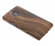 Hout Design Backcover Motorola Moto G5
