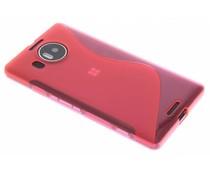 S-line Backcover Microsoft Lumia 950 XL