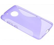 S-line Backcover Motorola Moto G5