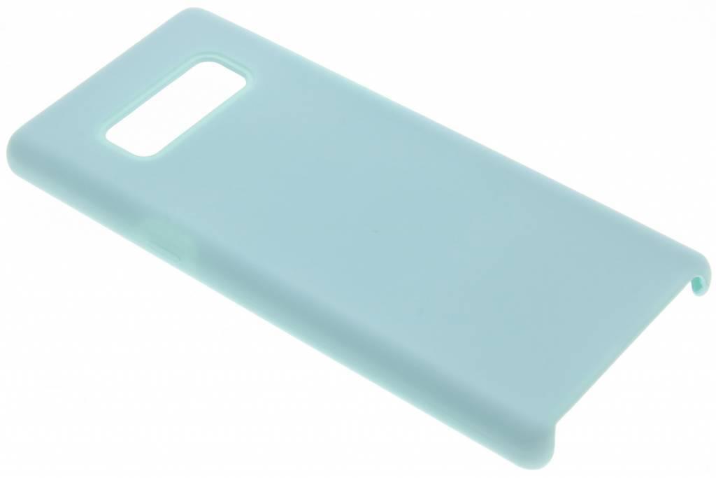 Matte Backcover voor Samsung Galaxy Note 8 - Blauw