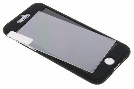 360° Effen Protect Backcover voor iPhone 8 / 7 - Zwart