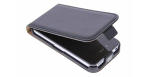 Luxe Hardcase Flipcase iPhone 4 / 4s