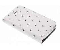 Design Hardcase Booktype iPhone 4 / 4s