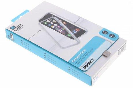 Be Hello Bumper voor iPhone 8 / 7 - Transparant
