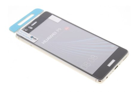 Be Hello High Impact Glass Screenprotector voor Huawei P9 - Transparant