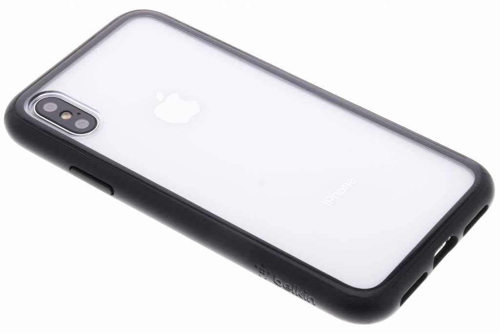 Belkin Zwarte Sheerforce™ Elite Case voor de iPhone X