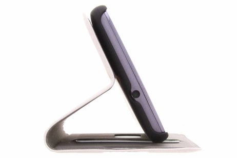 Motorola Moto E4 hoesje - Design Hardcase Booktype voor