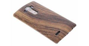 Hout Design Backcover LG G4