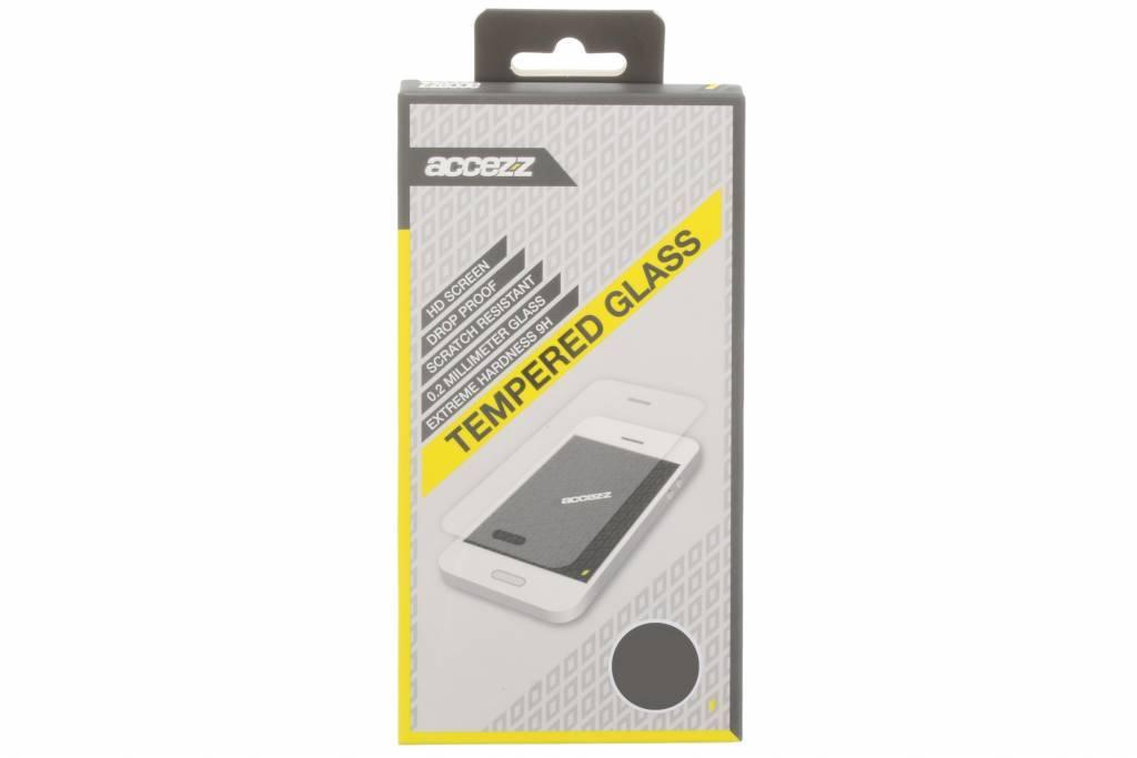 Accezz Xtreme Glass Screenprotector voor Motorola Moto E4
