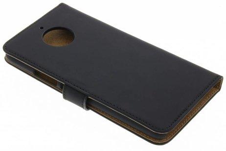 Motorola Moto E4 Plus hoesje - Selencia Luxe Hardcase Booktype