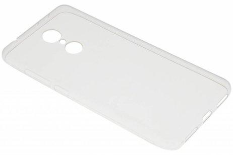 hoesje - Ultra Thin Transparant Backcover