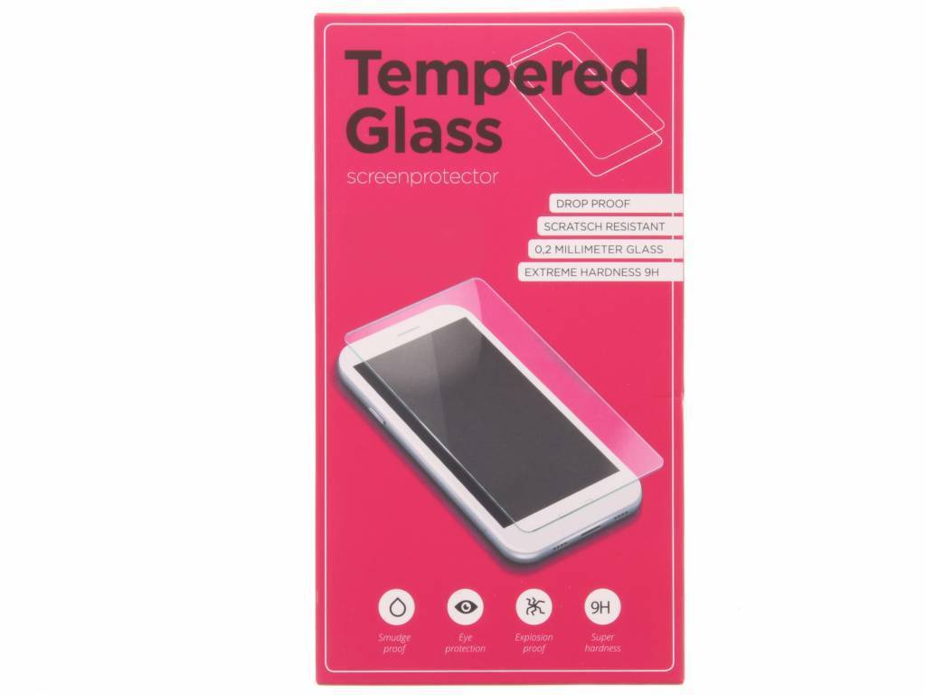 Gehard Glas Pro Screenprotector Motorola Moto X4