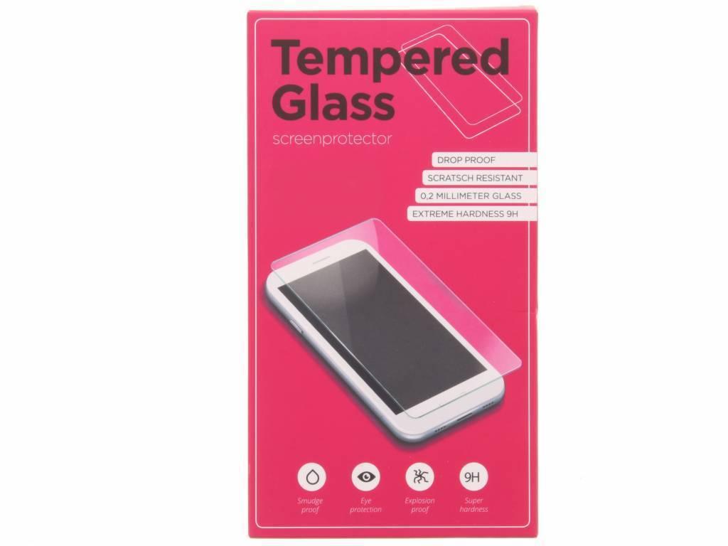 Gehard glas screenprotector Motorola Moto X4