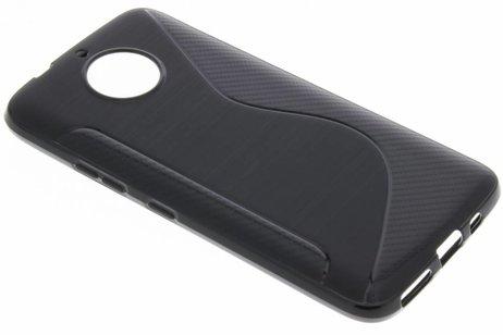 Motorola Moto G5S Plus hoesje - S-line Backcover voor Motorola