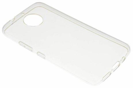 Motorola Moto G5S Plus hoesje - Softcase Backcover voor Motorola