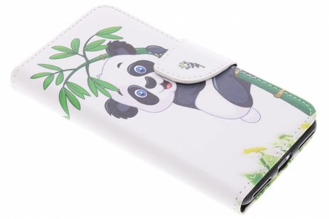 Design Softcase Booktype voor Huawei Y6 Pro (2017) / P9 Lite Mini