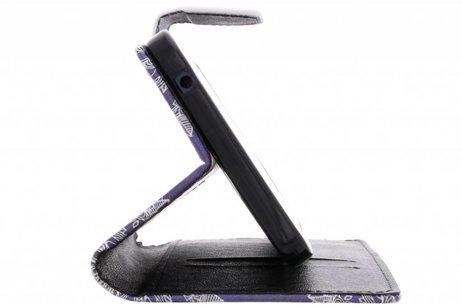 Nokia 6 hoesje - Design Softcase Booktype voor