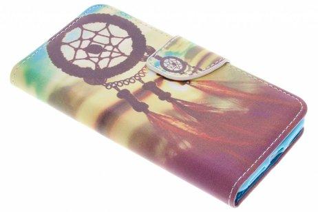 Design Softcase Booktype voor iPhone 8 / 7