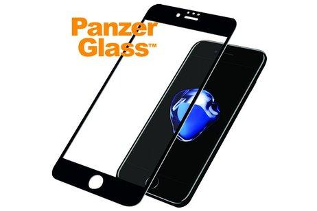 PanzerGlass Screenprotector voor iPhone 8 / 7 / 6s / 6 - Zwart