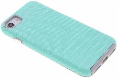 Accezz Xtreme Hardcase Backcover voor iPhone 8 / 7 - Mintgroen