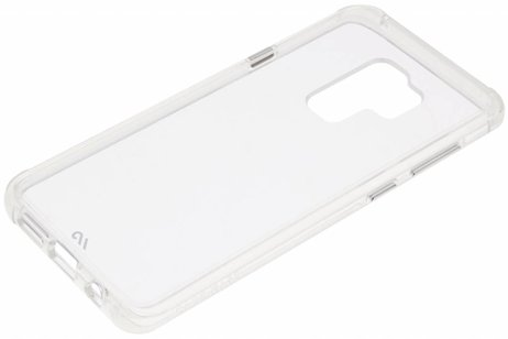 Case-Mate Tough Clear Backcover voor Samsung Galaxy S9 Plus - Transparant